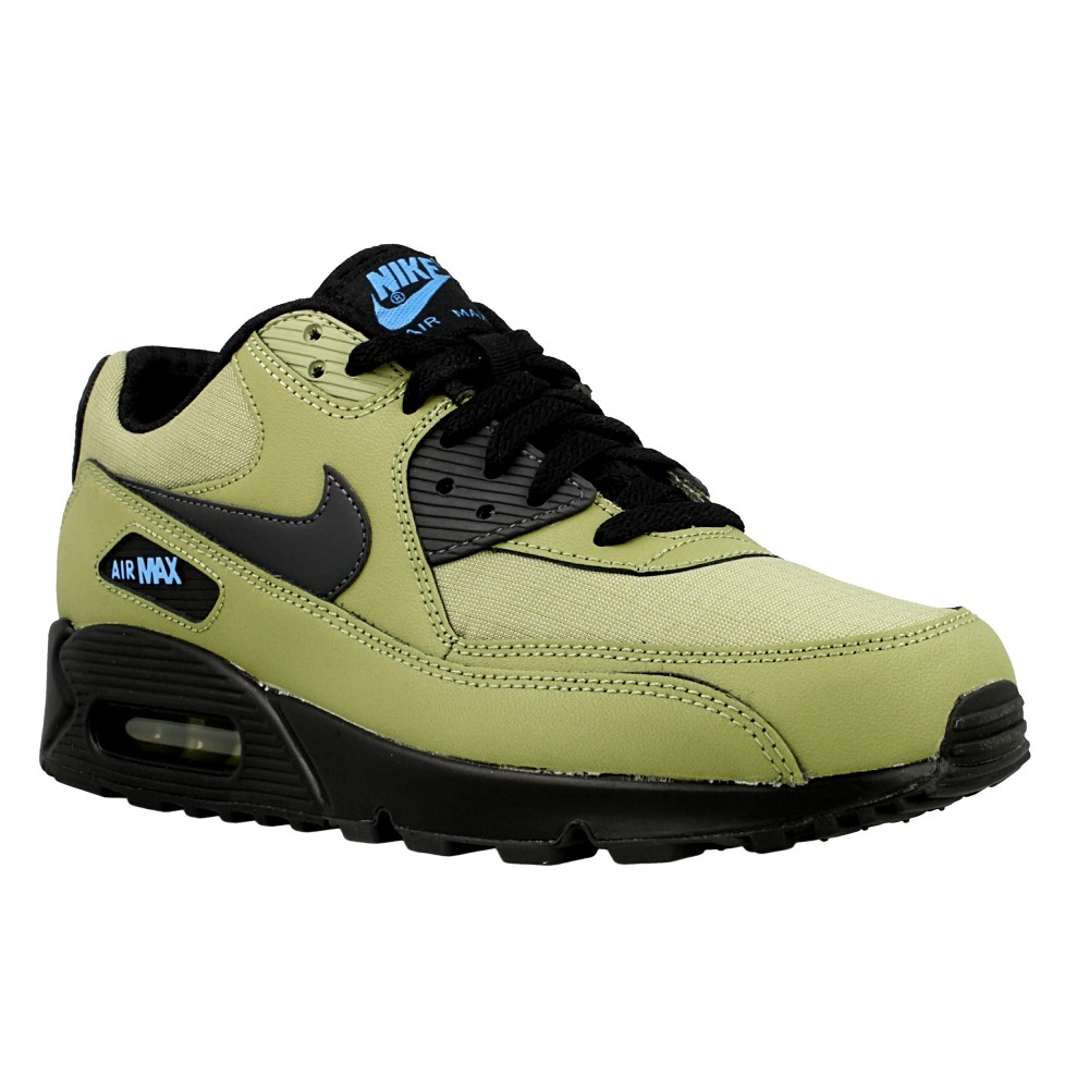Nike Air Max 90 Essential 537384-302 | Red, Green ⋆ EN ...