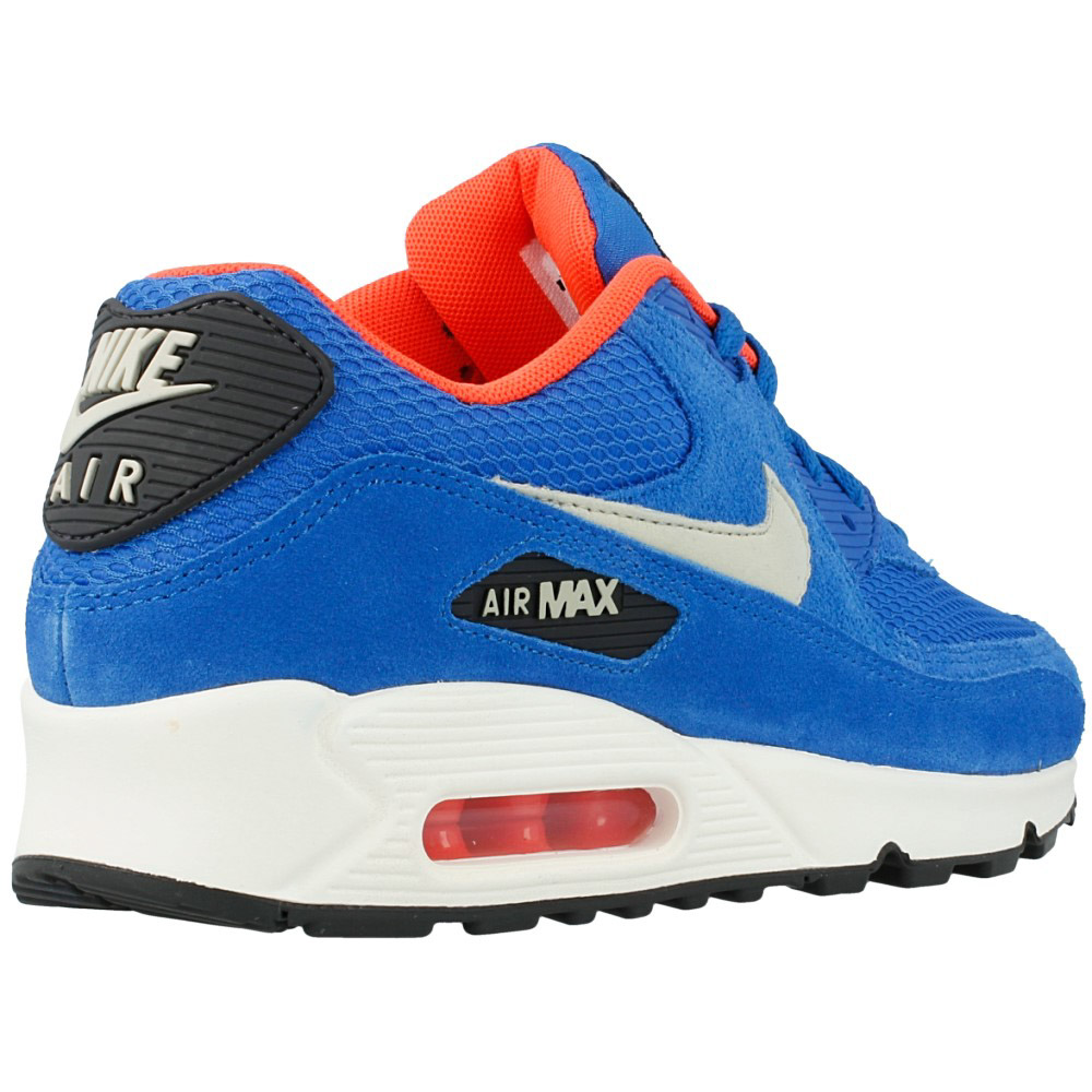 nike air max 90 essential 537384 407 blue en. Black Bedroom Furniture Sets. Home Design Ideas