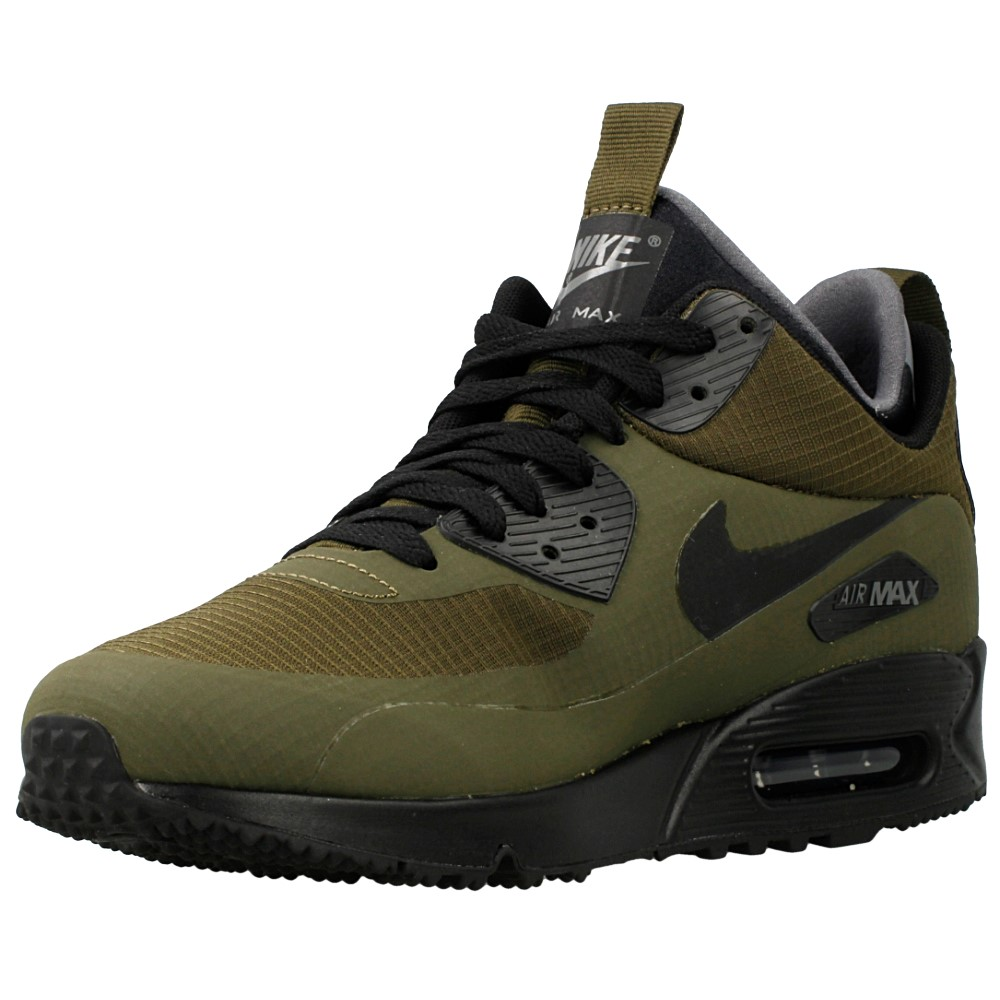 air max 90 mid winter grün