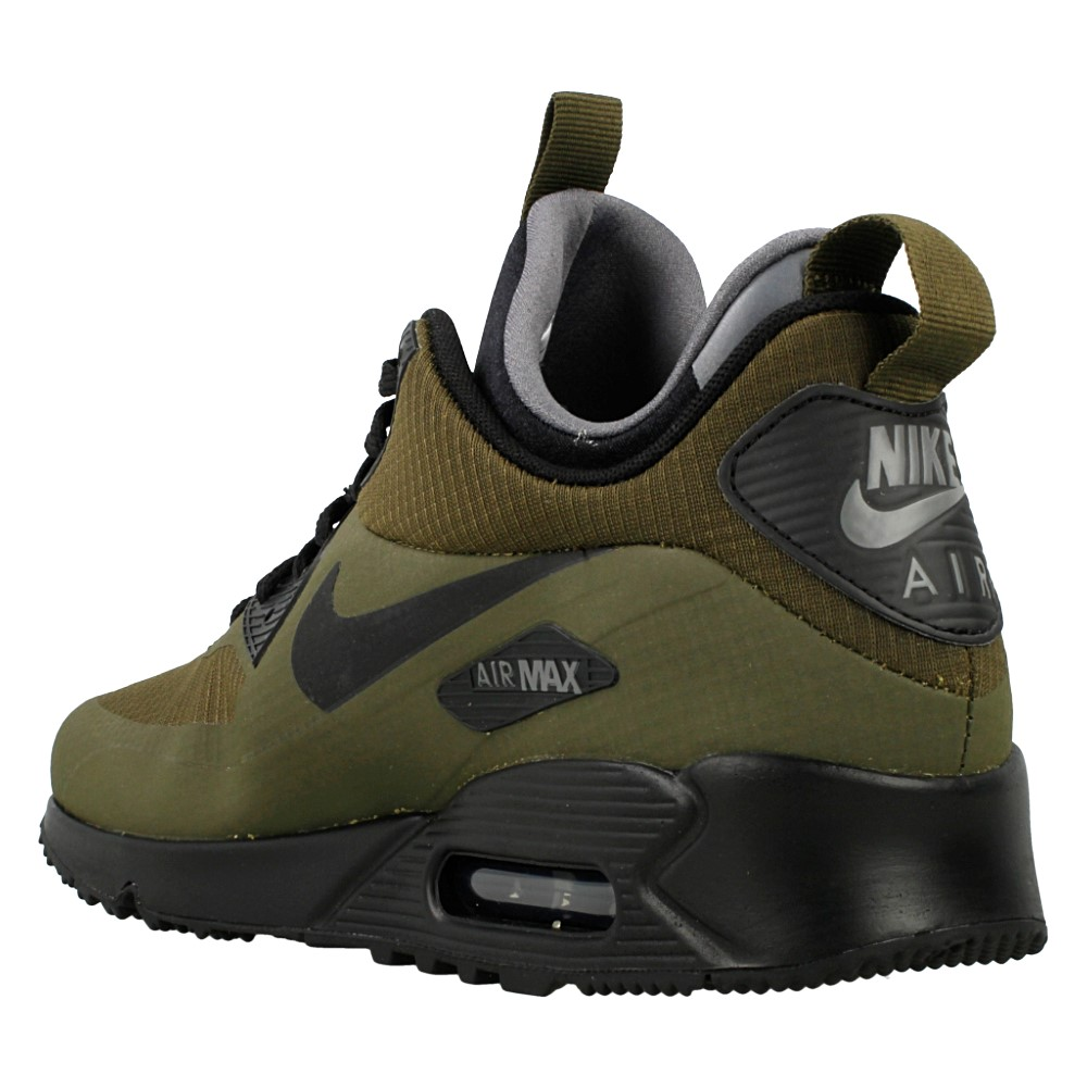 39c7ac5e6e0 nike air max 90 mid winter green