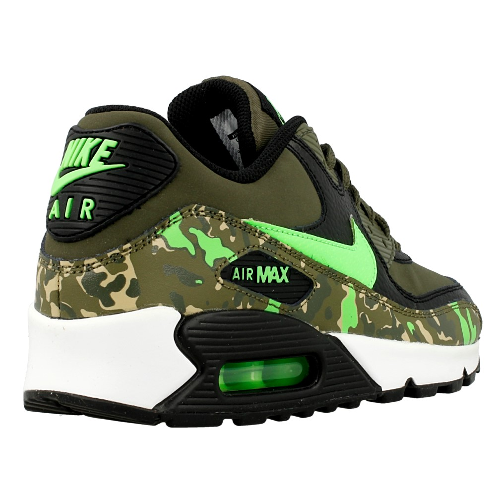 buty nike air max 90 prem ltr (gs) server