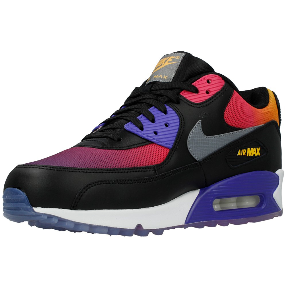 UK 2017 Nike Women's Air Max 90 Premium Dark Cayenne Dark