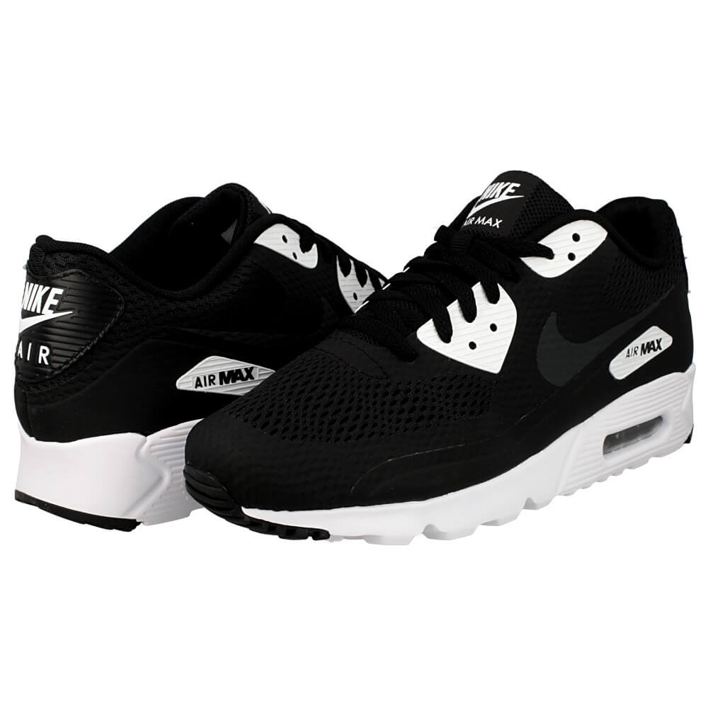 nike air max 90 ultra essential 819474 001 white black en. Black Bedroom Furniture Sets. Home Design Ideas