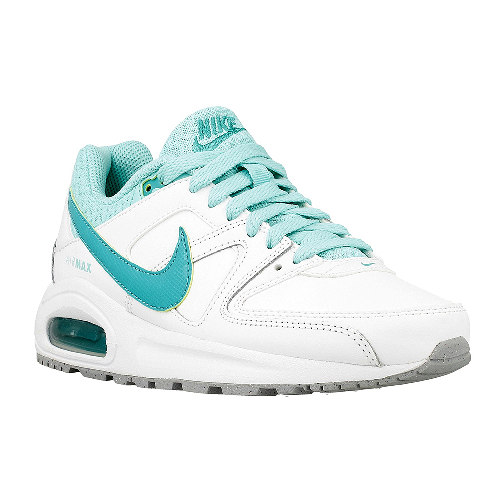 nike air max command flex ltr gs 844355 133 white mint. Black Bedroom Furniture Sets. Home Design Ideas