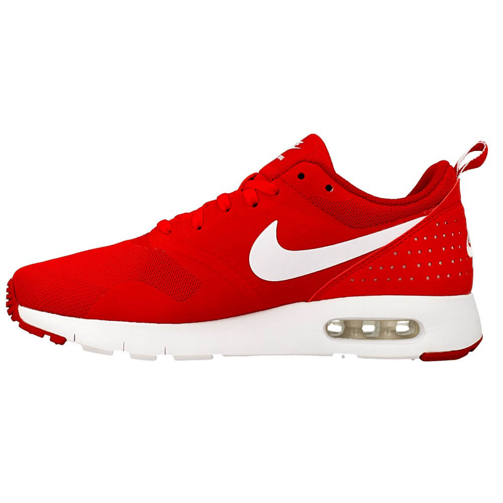nike air max tavas gs 814443 601 white red en. Black Bedroom Furniture Sets. Home Design Ideas