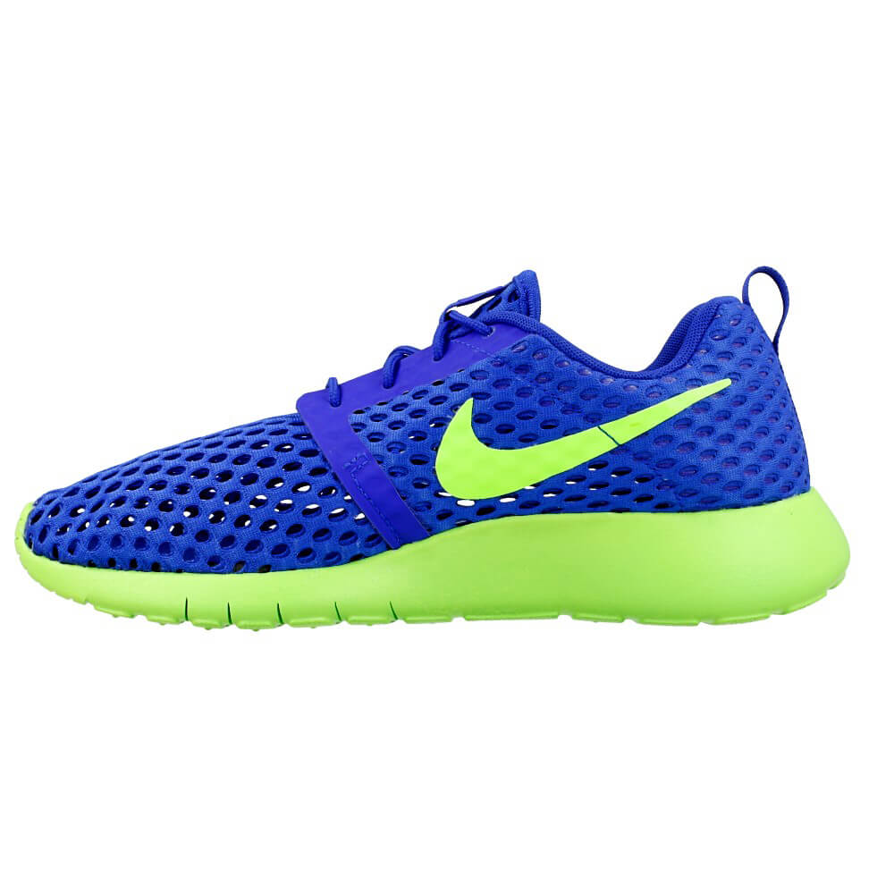 nike roshe one flight weight gs 705485 404 blue green. Black Bedroom Furniture Sets. Home Design Ideas