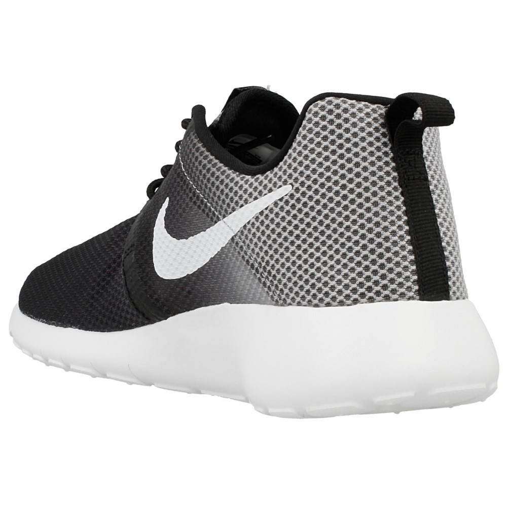 Nike Roshe One Flight Weight (GS) Black White Grey