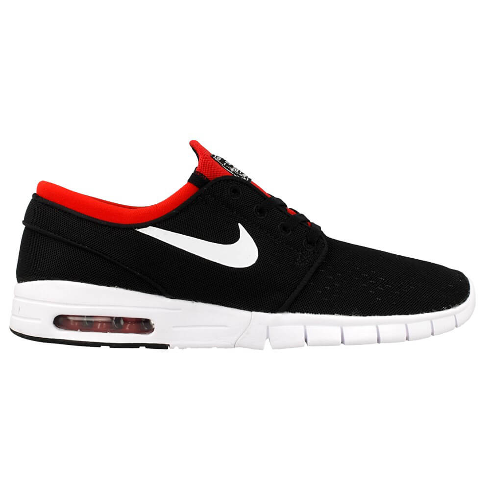 nike stefan janoski max 631303 016 black red en. Black Bedroom Furniture Sets. Home Design Ideas