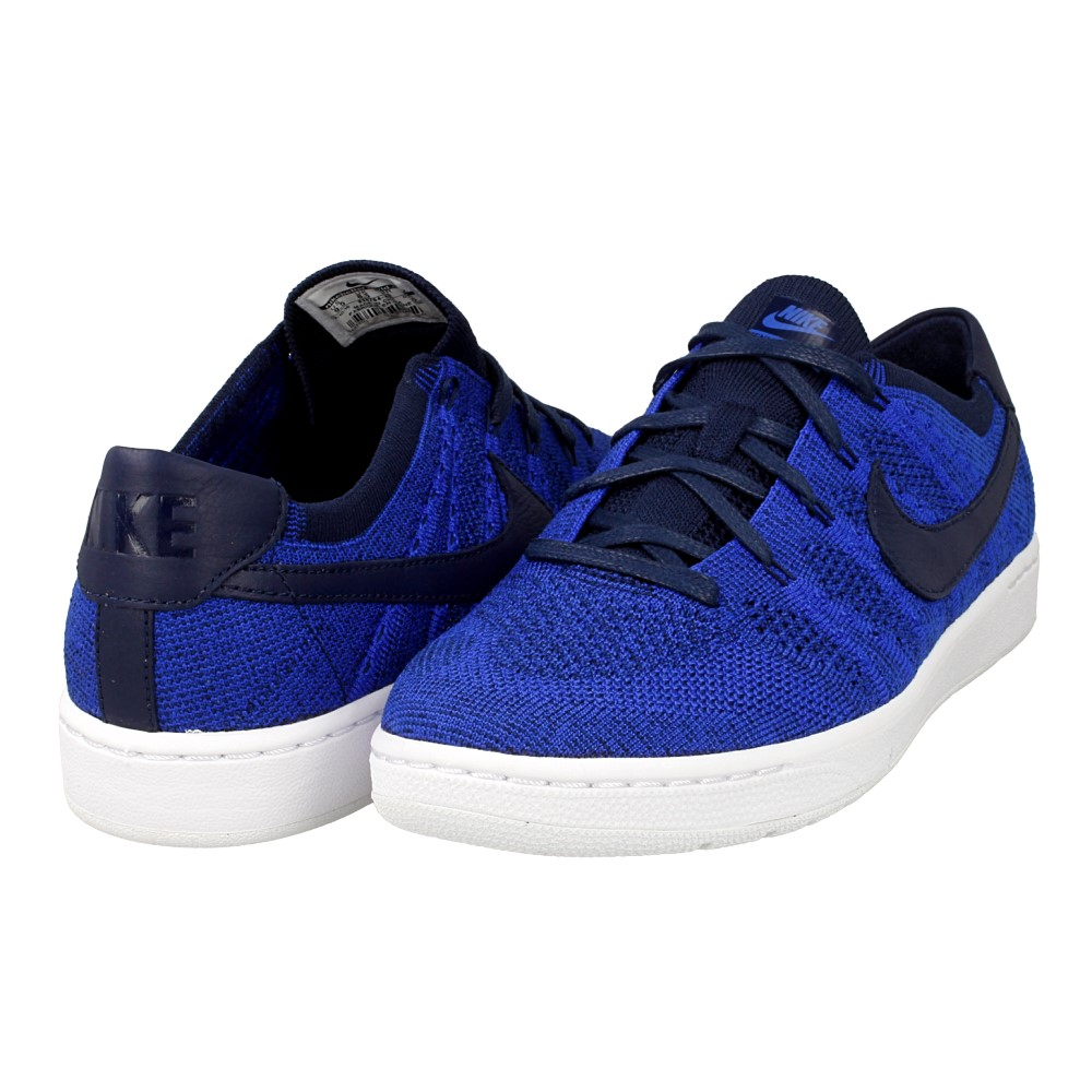 nike tennis classic ultra flyknit 830704 401 dark blue blue en. Black Bedroom Furniture Sets. Home Design Ideas