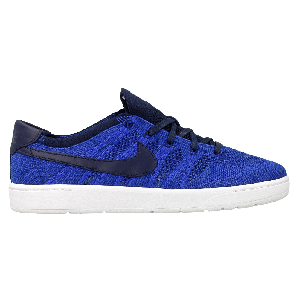 nike tennis classic ultra flyknit 830704 401 dark blue. Black Bedroom Furniture Sets. Home Design Ideas