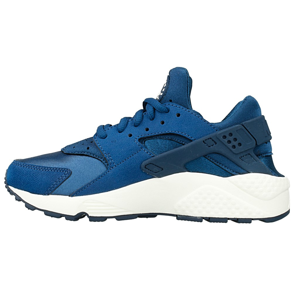 nike wmns air huarache run blue force 634835 400 blue. Black Bedroom Furniture Sets. Home Design Ideas