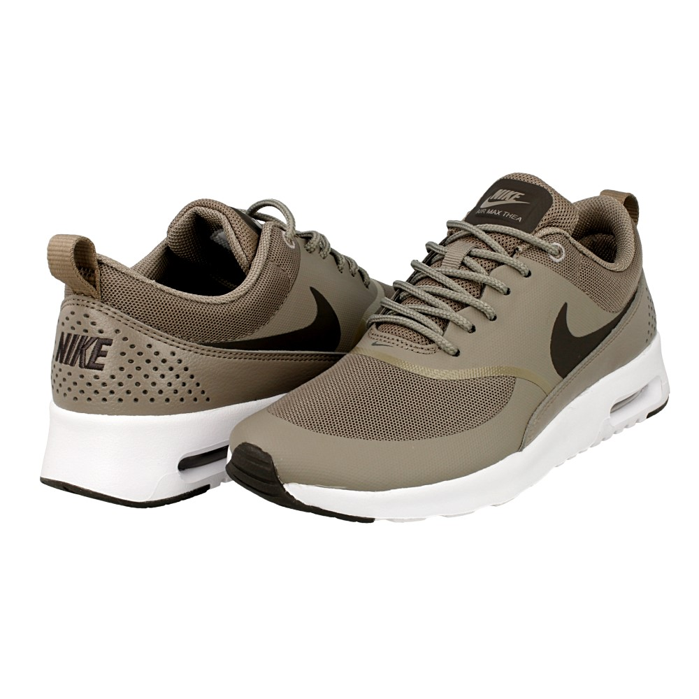 nike wmns air max thea 599409 201 brown grey en. Black Bedroom Furniture Sets. Home Design Ideas