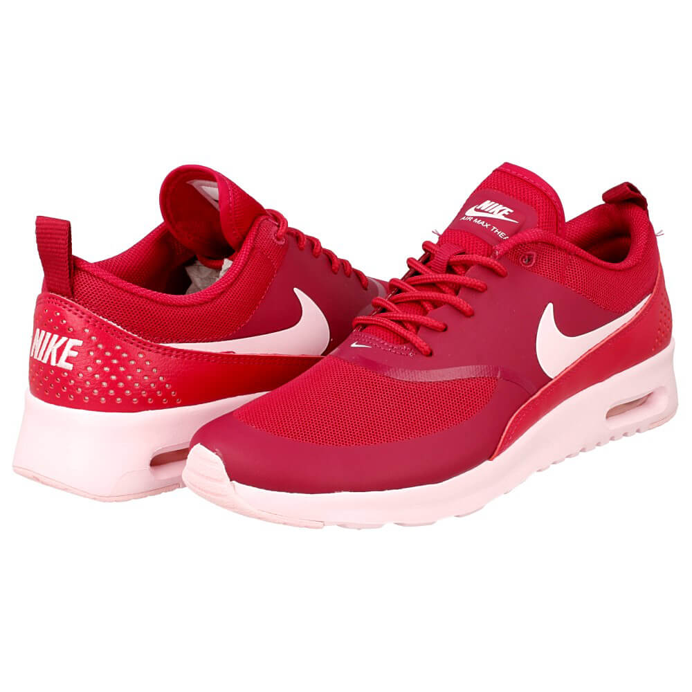 nike wmns air max thea 599409 605 pink en. Black Bedroom Furniture Sets. Home Design Ideas