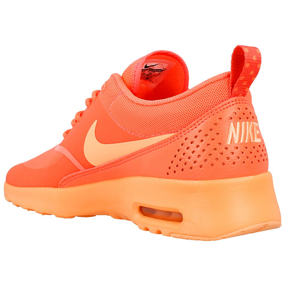 nike wmns air max thea 599409 801 orange en. Black Bedroom Furniture Sets. Home Design Ideas