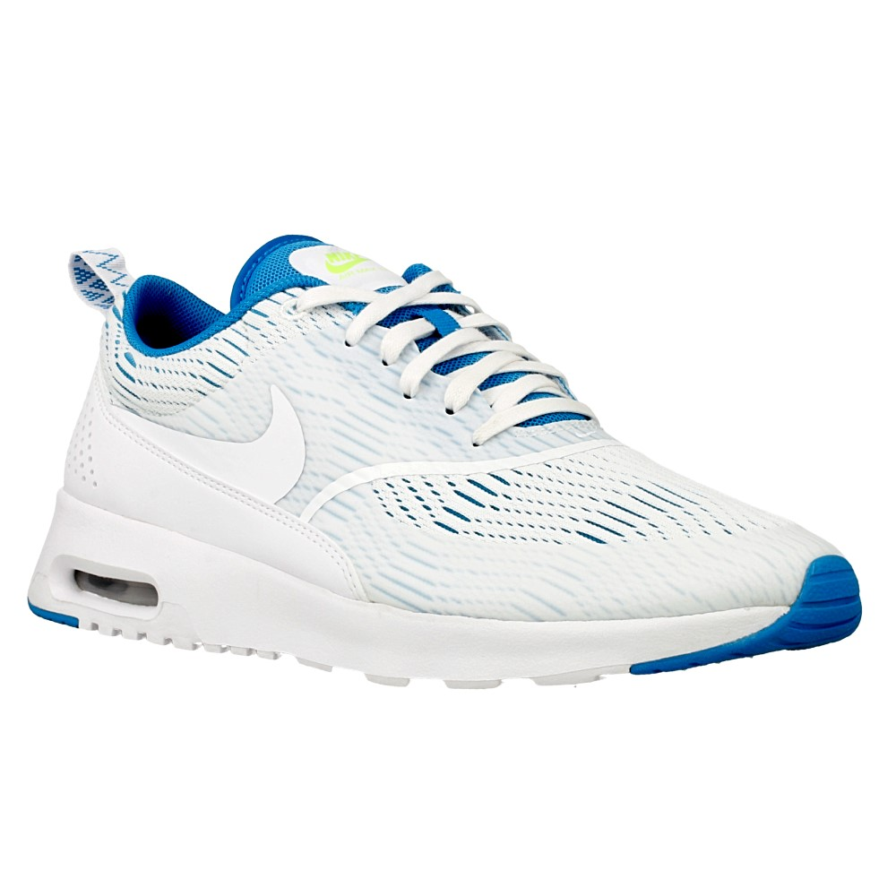 nike wmns air max thea em 833887 100 white blue en. Black Bedroom Furniture Sets. Home Design Ideas